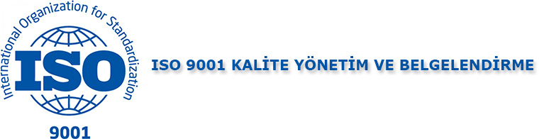 ISO 9001 Belgelendirme