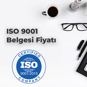 ISO 9001 Belgesi Fiyatı