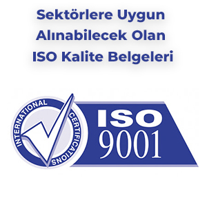 Sektörlere Uygun Alınabilecek Olan ISO Kalite Belgeleri
