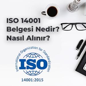 ISO 14001:2015 Belgesi Nedir? Nasıl Alınır?